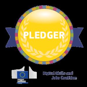 logo EU pledge